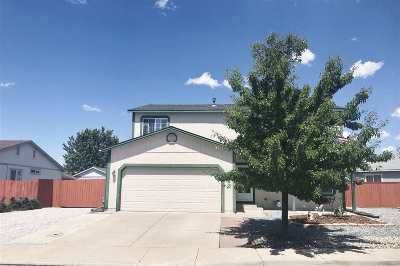 Reno Single Family Home New: 18219 Silverleaf Ct