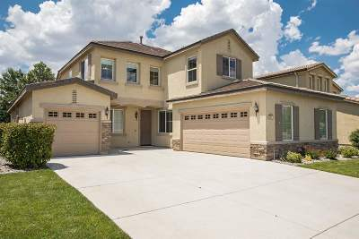 Washoe County Single Family Home New: 6841 Quantum Court