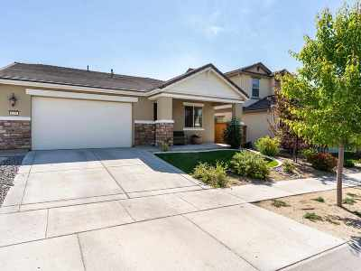 Reno Single Family Home New: 1650 Heavenly View Trail