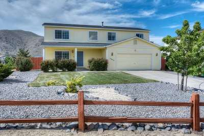 Reno Single Family Home For Sale: 17655 White Tail Court