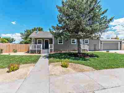 Sparks NV Single Family Home New: $349,900