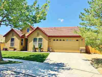 Washoe County Single Family Home New: 6181 Boyle Court