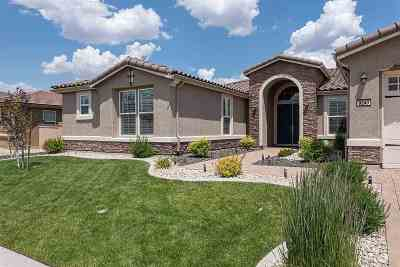 Reno Single Family Home New: 9840 Kerrydale Ct