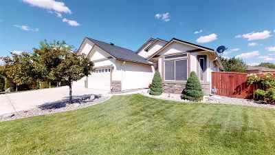 Fernley Single Family Home Active/Pending-Loan: 400 Dog Leg