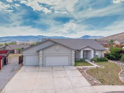 Reno Single Family Home New: 20982 Little Valley Court