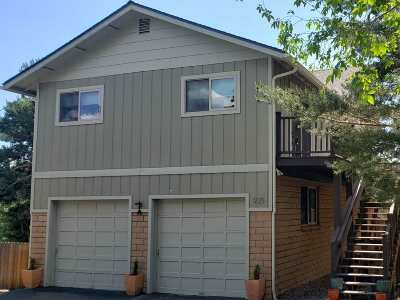 Gardnerville Single Family Home Active/Pending-Call: 925 Bollen Circle