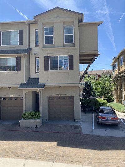 Reno Condo/Townhouse For Sale: 3070 Sterling Ridge Cir #3070
