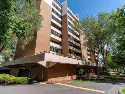 Washoe County Condo/Townhouse New: 1200 Riverside Drive #1209