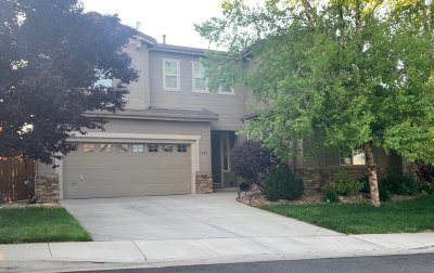 Reno Single Family Home New: 2704 Red Bird Dr