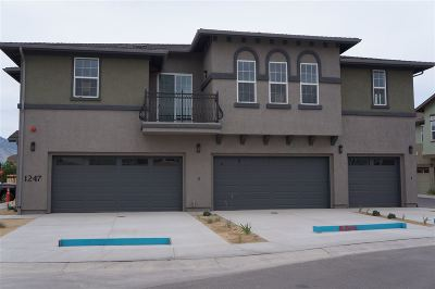 Gardnerville Condo/Townhouse For Sale: 1247 Cinch Trail #2