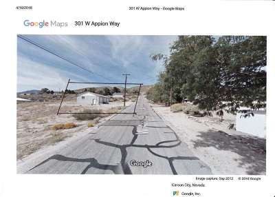 Carson City Single Family Home Active/Pending-Call: 449 W Appion Way
