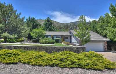 Carson City Single Family Home Back On Market: 3100 Upland Ct