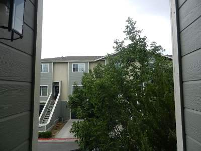 Washoe County Condo/Townhouse New: 615 Stacie Nicole