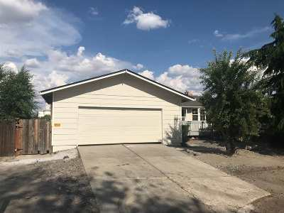 Reno Single Family Home New: 2790 Severn Dr