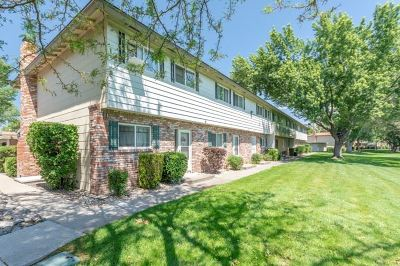Washoe County Condo/Townhouse New: 435 Smithridge Park