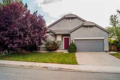 Washoe County Single Family Home New: 3723 Culpepper Dr