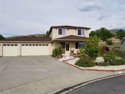 Reno Single Family Home New: 100 Garnet Pl