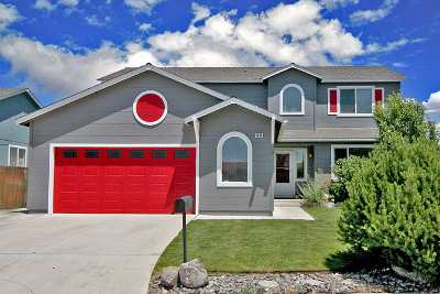 Sparks NV Single Family Home New: $379,900