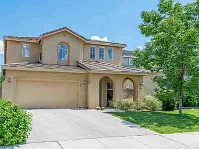 Reno Single Family Home New: 9330 Hummer Court