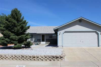 Carson City Single Family Home New: 2646 Pinion Pine Dr