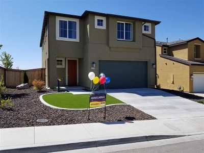 Sparks NV Single Family Home New: $500,242