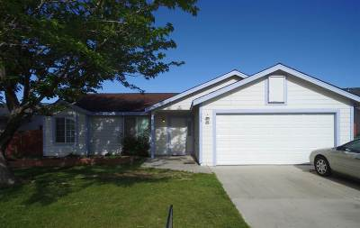 Dayton Single Family Home Active/Pending-Loan: 123 Fortune Dr