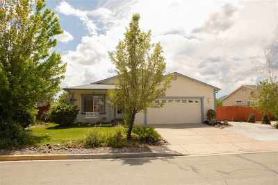 Washoe County Single Family Home New: 18236 Silverleaf Court