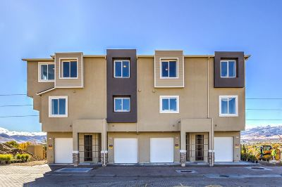 Washoe County Condo/Townhouse New: 3193 Sterling Ridge Circle #18