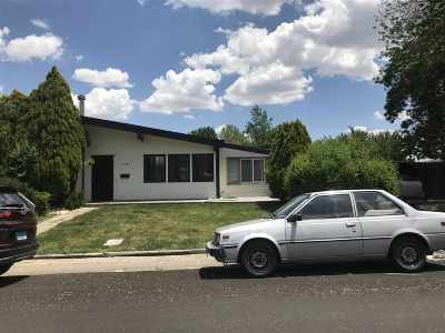 Washoe County Single Family Home New: 11980 Grren Mountain