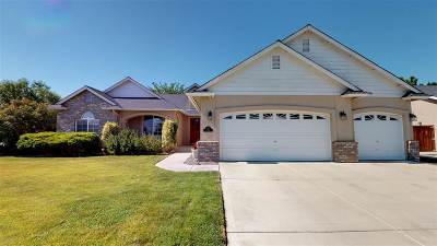 Fernley Single Family Home Price Raised: 1725 Pro Court