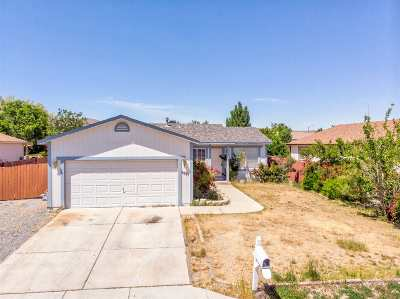 Sun Valley Single Family Home Active/Pending-Loan: 5877 Foggy Court