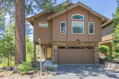 Incline Village Single Family Home Active/Pending-Call: 910 Southwood Blvd #1