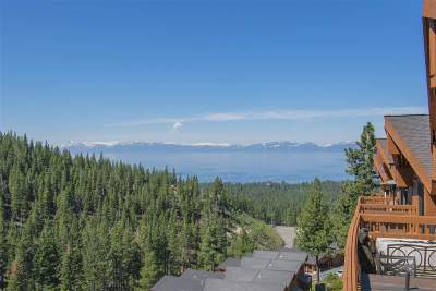 Incline Village Single Family Home For Sale: 400 Fairview Blvd #91