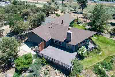 Washoe County Single Family Home Active/Pending-Loan: 800 Buckbrush Drive