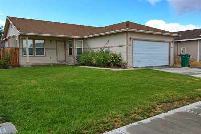 Fernley Single Family Home New: 104 Relief Springs Road