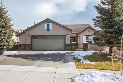 Washoe County Single Family Home Price Reduced: 1850 Trail Creek Way