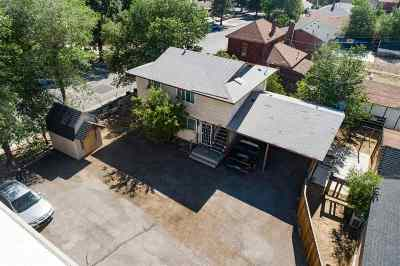 Washoe County Multi Family Home Active/Pending-Call: 1720 F St