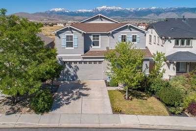 Reno Single Family Home New: 2205 Big Trail Cir.