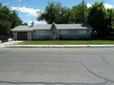 Yerington Single Family Home New: 515 E Bridge St