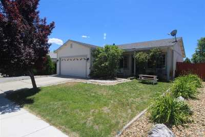Reno Single Family Home For Sale: 18278 Lanceleaf Court
