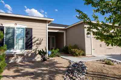 Sun Valley Single Family Home For Sale: 5460 Starry Skies Dr