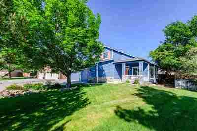 Sparks Single Family Home For Sale: 3275 Venado Ct