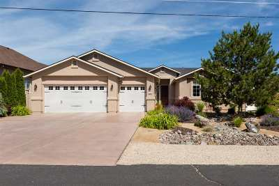 Washoe County Single Family Home Active/Pending-Loan: 1875 Berkeley Dr