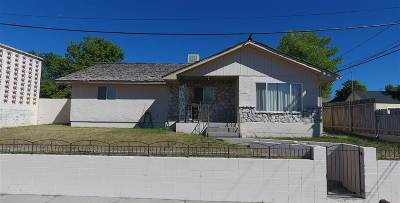 Winnemucca Single Family Home For Sale: 121 W Fifth Street