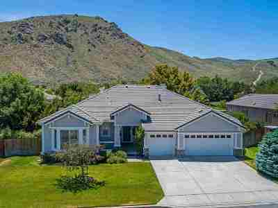 Carson City Single Family Home Active/Pending-House: 2321 Waterford Place