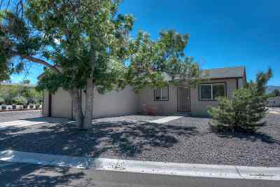 Reno Single Family Home Active/Pending-Loan: 13645 Mount Olympus