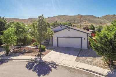 Reno Single Family Home New: 17588 Sunstone Ct