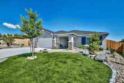 Carson City Single Family Home For Sale: 6513 Copper Mountain
