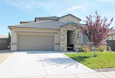 Sparks Single Family Home For Sale: 2495 Gallagher Rd
