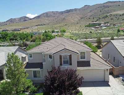 Reno Single Family Home New: 10760 Summer Glen Drive
